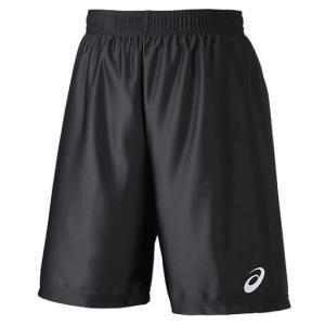 バスケットパンツ アシックス asics メンズ レディース 股下約24cm バスケットボールウェア ブラック XB7615-90|totai