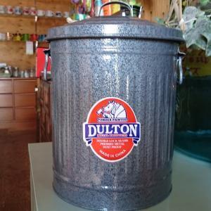 ダルトン dulton ガベージ缶 M 18L グレー|totalbox