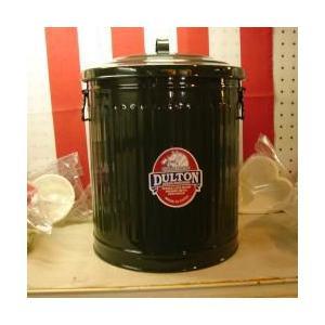 ダルトン dulton ガベージ缶 ミニS 3,5L グリーン|totalbox
