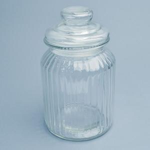 ダルトン(Dulton)グラスキャニスター パンプキン M 1L|totalbox