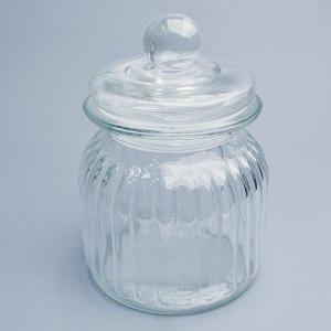 ダルトン(Dulton)グラスキャニスター パンプキン L 2L|totalbox