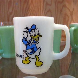 ファイヤーキング キャラクターマグ ミッキーマウス 「ドナルド」|totalbox
