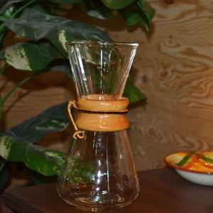 ビンテージ CHEMEX(ケメックス) コーヒーメーカー 3杯用|totalbox