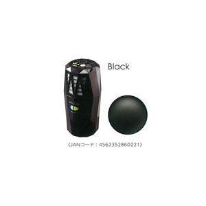 光触媒空気清浄機 マスククリーンMC−CA1  ブラック|totalbox