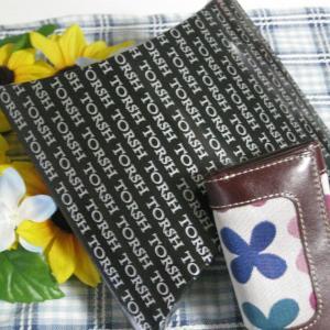 【イームズ&ジラルド生地×牛革】キーケース 花柄|totalbox