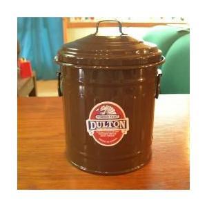 ダルトン dulton ガベージ缶 ベビー ブラウン|totalbox