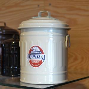 ダルトン dulton ガベージ缶 マイクロ アイボリー|totalbox