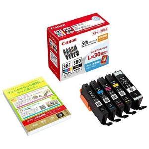 Canon 純正 インクカートリッジ BCI-381(BK/C/M/Y)+380 5色マルチパック BCI-381+380/5MP totasu888
