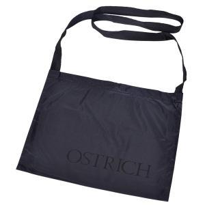 OSTRICH(オーストリッチ) サコッシュSL ブラック