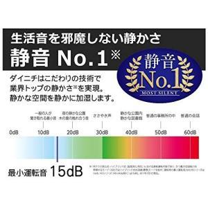 ダイニチ ハイブリッド式加湿器(木造和室14.5畳まで/プレハブ洋室24畳まで) HDシリーズ ホワイト HD-9017-W|totasu888