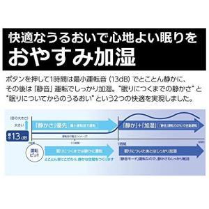 ダイニチ ハイブリッド式加湿器(木造和室12畳まで/プレハブ洋室19畳まで) RXシリーズ クリスタルホワイト HD-RX717-W|totasu888