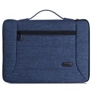 ProCase 12-12.9インチ ラップトップ用スリーブ ケース カバー バッグ MacBook...