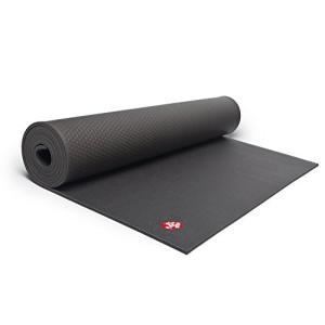 並行輸入Manduka マンドゥカ ヨガマット ブラックマット The Black mat 7mm ...