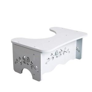 トイレ踏み台 洋式トイレ足置き台 安全補助踏み台 子供トイレトレーニング トイレステップ 組み立て式...
