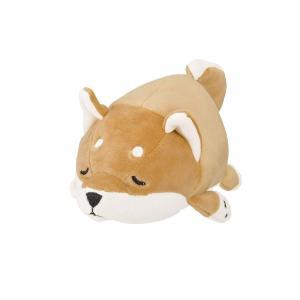 りぶはあと マシュマロアニマルマスコット 柴犬のコタロウ(9x11x8cm) 48657-44|totasu888