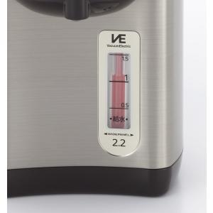 タイガー 魔法瓶 電気 ポット 2.2L ブラウン 節電 VE 保温 とく子さん PIL-A220-T Tiger|totasu888