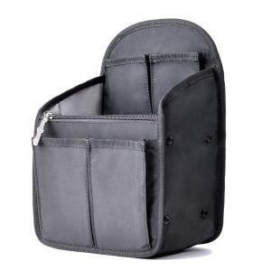 bag in bagバッグインバッグ インナーバッグ リュックバッグ 縦 a5 b5 c5 収納力抜群 デイパック・ザックに便利 リュック整|totasu888