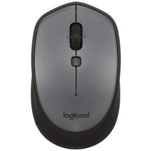 Logicool ロジクール Bluetooth マウス M336 ブラック M336BK totasu888