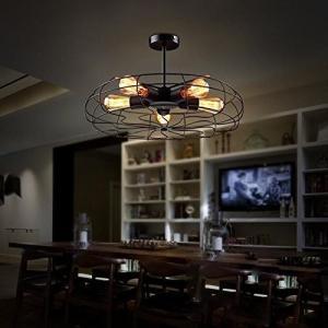 BAYCHEER シーリングライト led 照明器具 天井 おしゃれ 和室 北欧 リビング 照明 ペンダントライト レトロ インダストリアル|totasu888