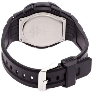 シチズン キューアンドキューCITIZEN Q&Q 電波ソーラー腕時計 SOLARMATE (ソーラーメイト) アナログ表示 クロノグラフ機|totasu888