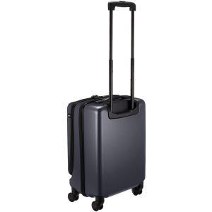 エース スーツケース コーナーストーンZ フロントポケット付 機内持ち込み可 36L 47 cm 3...