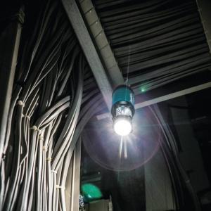 マキタ(Makita) 充電式LEDランタン 本体のみ 7.2V 10.8V ML102|totasu888