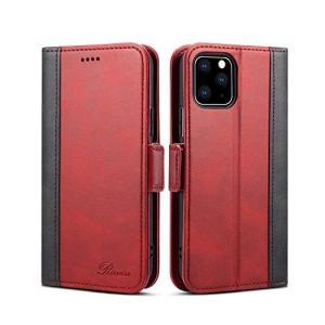 iphone11 Pro MAX ケース 手帳型 - Rssviss 11 Pro MAX アイフォ...