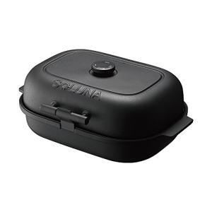 ドウシシャ 焼き芋メーカー ホットプレート 温度調節機能 付き 平面プレート 付き SOLUNA WFS-100|totasu888