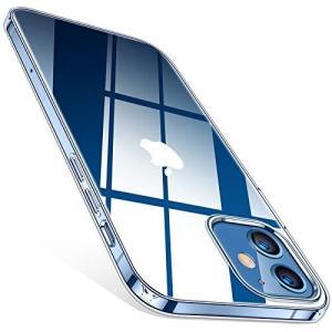 TORRAS iPhone 12 ケース iPhone 12 Pro ケース 6.1インチ 全透明 ソフト TPU 黄変防止 超耐衝撃 SG|totasu888