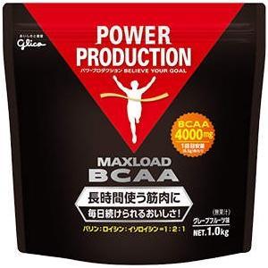 グリコ MAXLOAD マックスロード BCAA 1kg