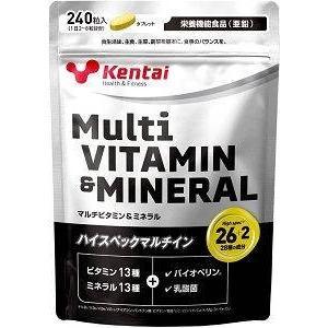 健康体力研究所 メガパワー・マルチビタミン&ミネラル 150粒|totasu