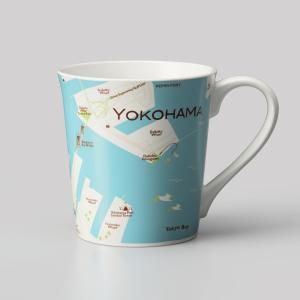 窓付BOX T型mapmug マップマグ 横浜|totemap
