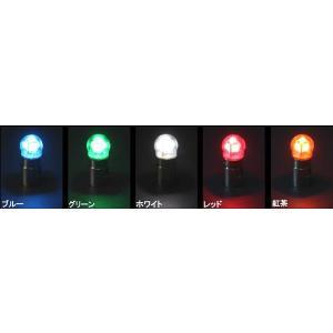【電球型LED5バルブ BA15s 24V用】 各色|totocar