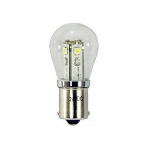【電球型LED5バルブ24V ホワイト】|totocar