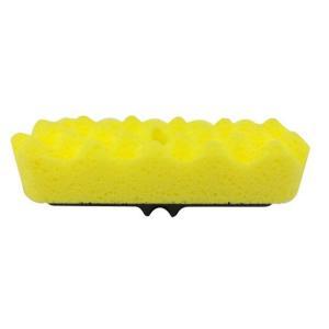【洗車スポンジヘッド凸凹タイプ 】|totocar