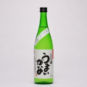 特別純米酒 じげの酒 うまいがな やわらか軽快タイプ 720ml(日本酒)鳥取県の地酒