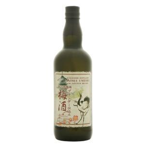 マツイブランデーに国産梅を使用して、華やかな香りが特徴の梅酒と、さらに大山山系の伏流水を使用し、まろ...
