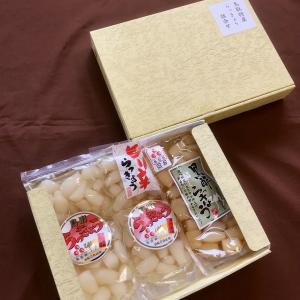 鳥取砂丘らっきょう三種詰合せ|tottorishi-bussankan