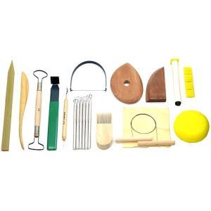 陶芸用品 / 成形小道具 基本セット tougeishop