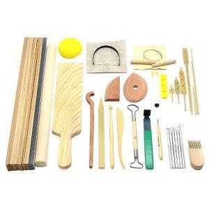 陶芸用品 / 成形小道具 フルセット|tougeishop
