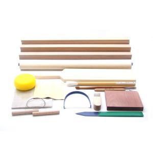 陶芸用品 / 成形小道具 たたら小道具セット tougeishop