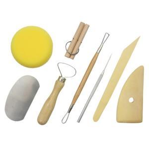 陶芸用品 / 成形小道具セット C|tougeishop