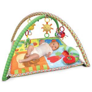 プレイジム 赤ちゃん プレイマット ベビー はらぺこあおむし アクティビティプレイジム|tougenkyou