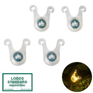 ロープライト テント ロープ LEDライト LOGOS ロゴス ロープライト(4pcs) 【ラッピング対応】 tougenkyou