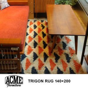 ラグ ACME アクメ マット ACME Furniture アクメファニチャー TRIGON トリゴン ラグ 140×200cm|tougenkyou