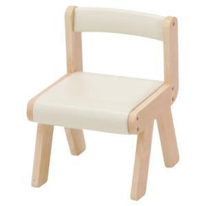 キッズチェアー 子供椅子 naKIDSキッズPVCチェアー(アイボリー)キッズチェアー 子供椅子 【ノベルティ対象外】|tougenkyou