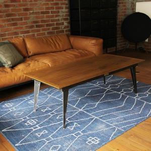 ローテーブル コーヒーテーブル ビンテージ journal standard Furniture ジャーナルスタンダードファニチャー CHRYSTIE COFFEE TABLE|tougenkyou