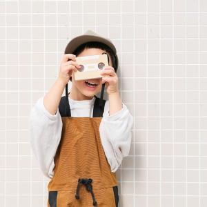 ミックテープ カセット カメラ テレイドスコープ dou? MIX TAPE  【ラッピング対応】|tougenkyou