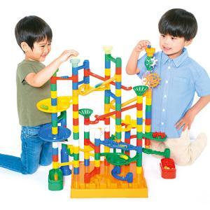 知育 おもちゃ 玩具 ボール転がし KUMON くもん NEWくみくみスロープ たっぷり100