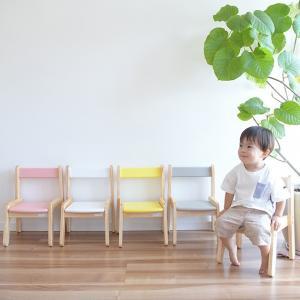 キッズチェア 子供椅子 木製 ローチェア Circle キッズチェア|tougenkyou